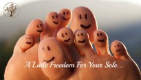 A Little Freedom For Your Sole!