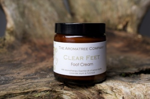 Clear Feet Foot - Available in 120ml and 30ml