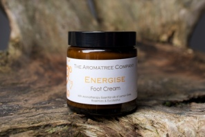 Energise Cream - Available in 120ml and 30ml jars