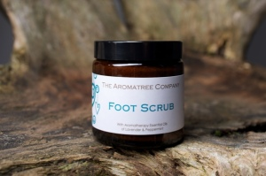 Lavender &  Peppermint Foot Scrub - 120ml