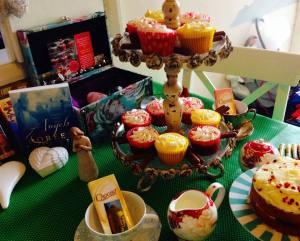 Angel Tea Party
