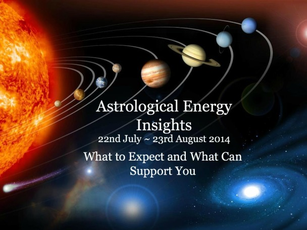 Astrological Energy Insights