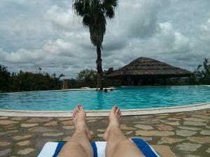 #barefootselfie in Uganda