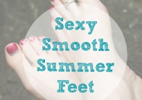 Sexy Smooth Summer Feet