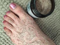 The Aromatree Company Foot Scrub