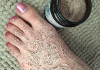 The Aromatree Company Foot Scrub