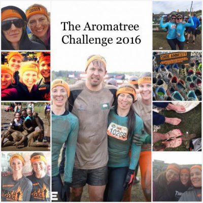 Aromatree Tough Mudder Challenge 2016